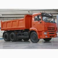 Новый самосвал КАМАЗ-65115-6059-48 трехсторонняя разгрузка 15 тонн, 10 кубов