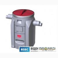 Сепараторы жира для очистки сточных вод