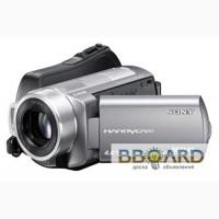 Продам цифр. видеокамерy Sony DCR-SR220E