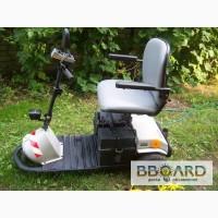 Электроскутер для инвалидов и пожилых людей