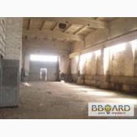 Комплекс производственніх и складских зданий 1000 м2