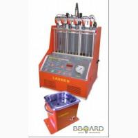 Launch CNC-602A – стенд для очистки форсунок.