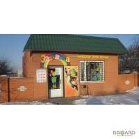 Магазин в смт. Царичанка