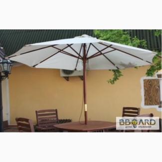 Деревянный зонт «Соло»