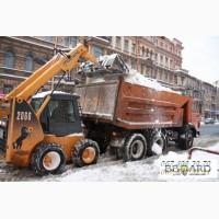 Уборка и вывоз снега Киев 531 88 75