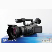 Продам видеокамеру SONY Dcr-Vx2100E c CANON WD-58 0,7