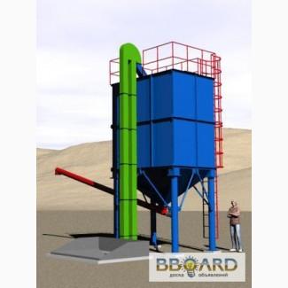 Бункеры для топливных гранул