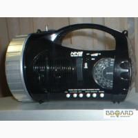 Светодиодный фонарь-радиоприемник