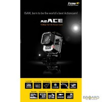 Экшн камера Isaw A2 ace
