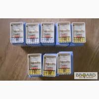 К-файлы, Н-файлы, К-римеры, эндодонтия, 30 грн упаковка