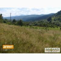 Продам земельну ділянку58 сот в Карпатах