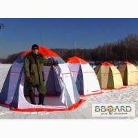 Палатка для зимней рыбалки НЕЛЬМА-3