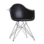 Кресла ТАУЭР пластиковые на металлических ножках купить Украине