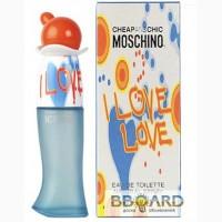 Версия Cheap Chic I Love Love Moschino (2004)