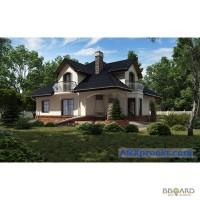 Проекты домов, коттеджей, индивидуальное проектирование
