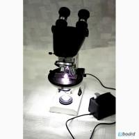 Осветитель для биологических микроскопов