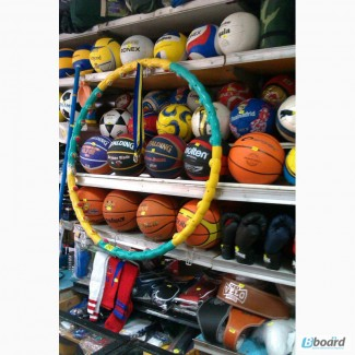 Мячи для футбола, волейбола, баскетбола, фитнеса, гимнастики