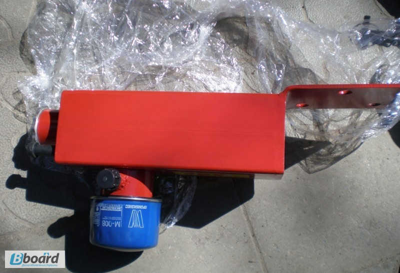 Гидробак гидрообъемного рулевого управления ЮМЗ-6.