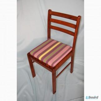 Стулья деревянные с подушкой бу