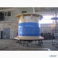 Изготовление и поставка запасных частей к мельнице ММС 70х23С