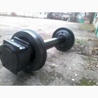 Колёсные пары для сталевозов