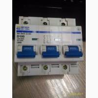 Автоматический выключатель ВА-2003-3/100 100А