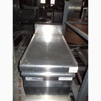 Нейтральное оборудование из нержавеющей стали б/у. (мойки, столы, стеллажи и полки)