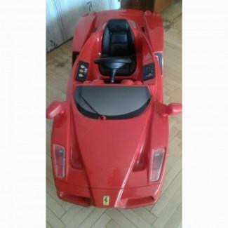 Электромобиль Ferrari
