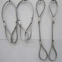 Строп стальной (чалка) 2, 8 т 1-20м втулка/заплетка