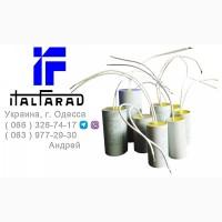 Пусковые конденсаторы ITALFARAD для асинхронных электродвигателей