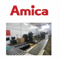 Работник на завод Amica Vronki в Польшу