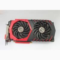 Видеокарта MSI GeForce GTX 1060 Gaming X 6GB (На гарантии!)