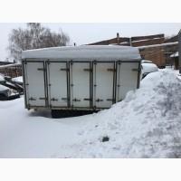 Фургон хлебный, бункер для хлеба, хлебовозка газ -3309
