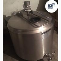 Охолоджувач молока Alfa Laval на 300 литров открытого типа
