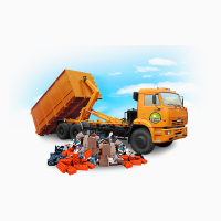 Вывоз старой мебели, строительного и бытового мусора Житомир