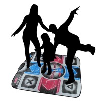 Развлекайся вместе с ребёнком Танцевальный коврик Dance Pad