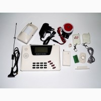 GSM Сигнализация для дома с датчиком движения