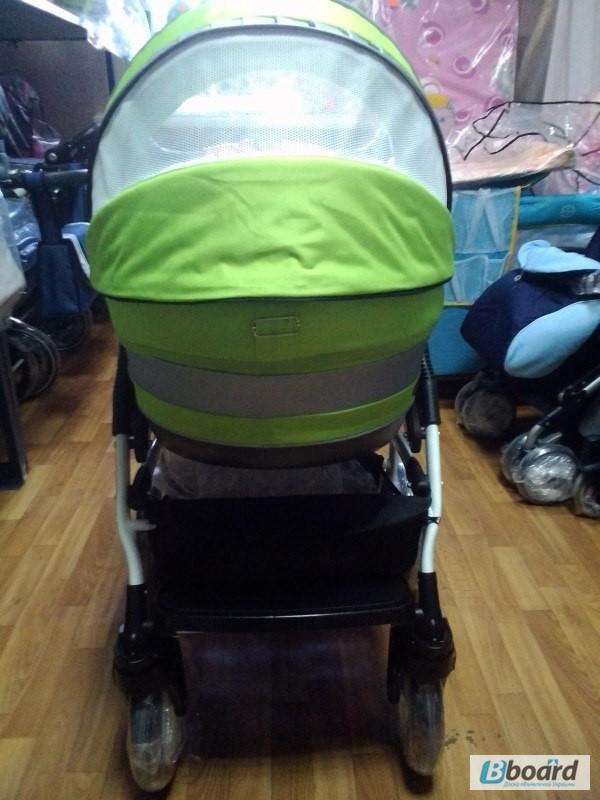 Фото 6. Универсальная коляска Gusio City Line 2 в 1