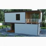 Мобильный дом, модульный дом, дачный дом