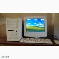 Компьютер с монитором рабочий