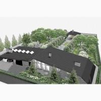 Ландшафтный дизайн и строительство в Днепре и по Украине