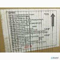 Растворимый (сублимированный) кофе Вьетнам 25 кг Вся Украина
