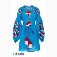 Эксклюзивные платья - вышиванки на заказ