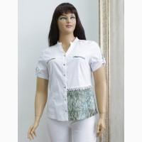Сорочки (рубашки) женские больших размеров