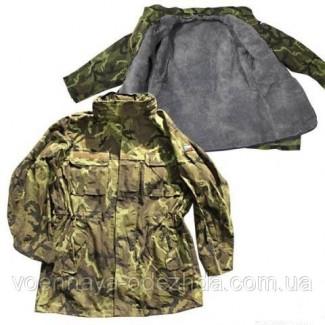 Куртка парка М-65 полевой армии Чехия с утеплителем. ОПТ