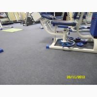 Покрытие для тренажерных залов, спортивный мат, резиновый