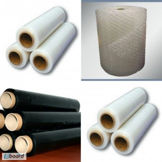 Стретч-пленка и упаковочные материалы
