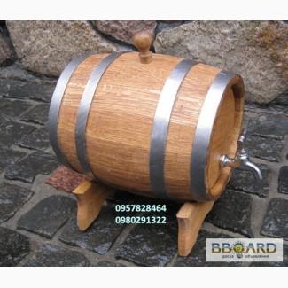Дубовые бочки для вина, коньяка, кваса. Бондарные изделия, различная утварь