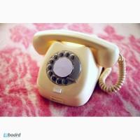 Телефон.TESLA. 1969 г