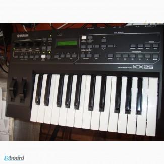 MIDI клавиатура YAMAHA KX-25 в Идеальном Состоянии